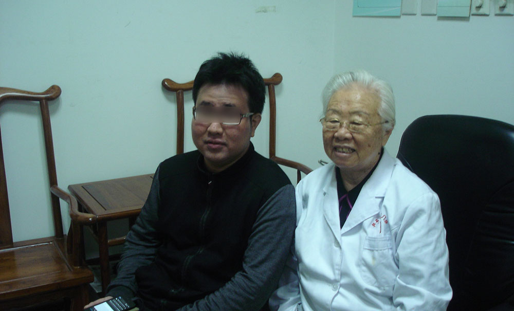 Take the Right Medicine and Embrace a Healthy Life!- Hetang Lin